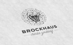 True Creative Agency - Body Building Logo-Design