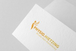 True Creative Agency - Physiotherapie Hietzing Logo