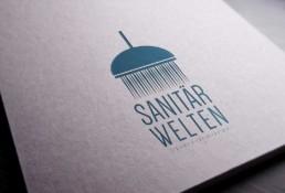 True Creative Agency - Sanitär Logo Design